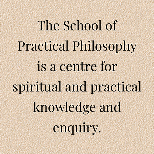 Centre for spiritual and practical knowledge and enquiry.